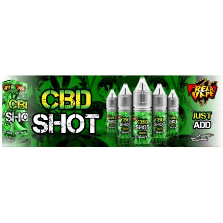 SHOT CBD 100 MG 10 ML